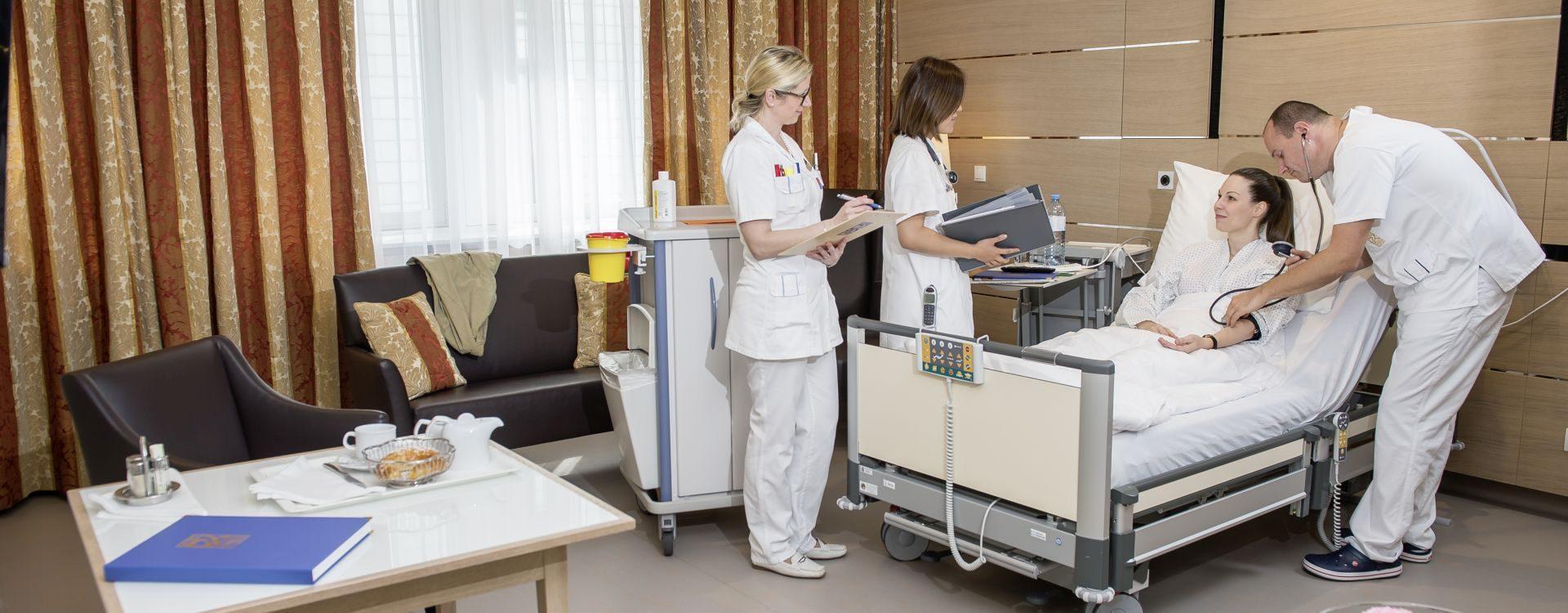Informații Utile pentru Pacienții Internați