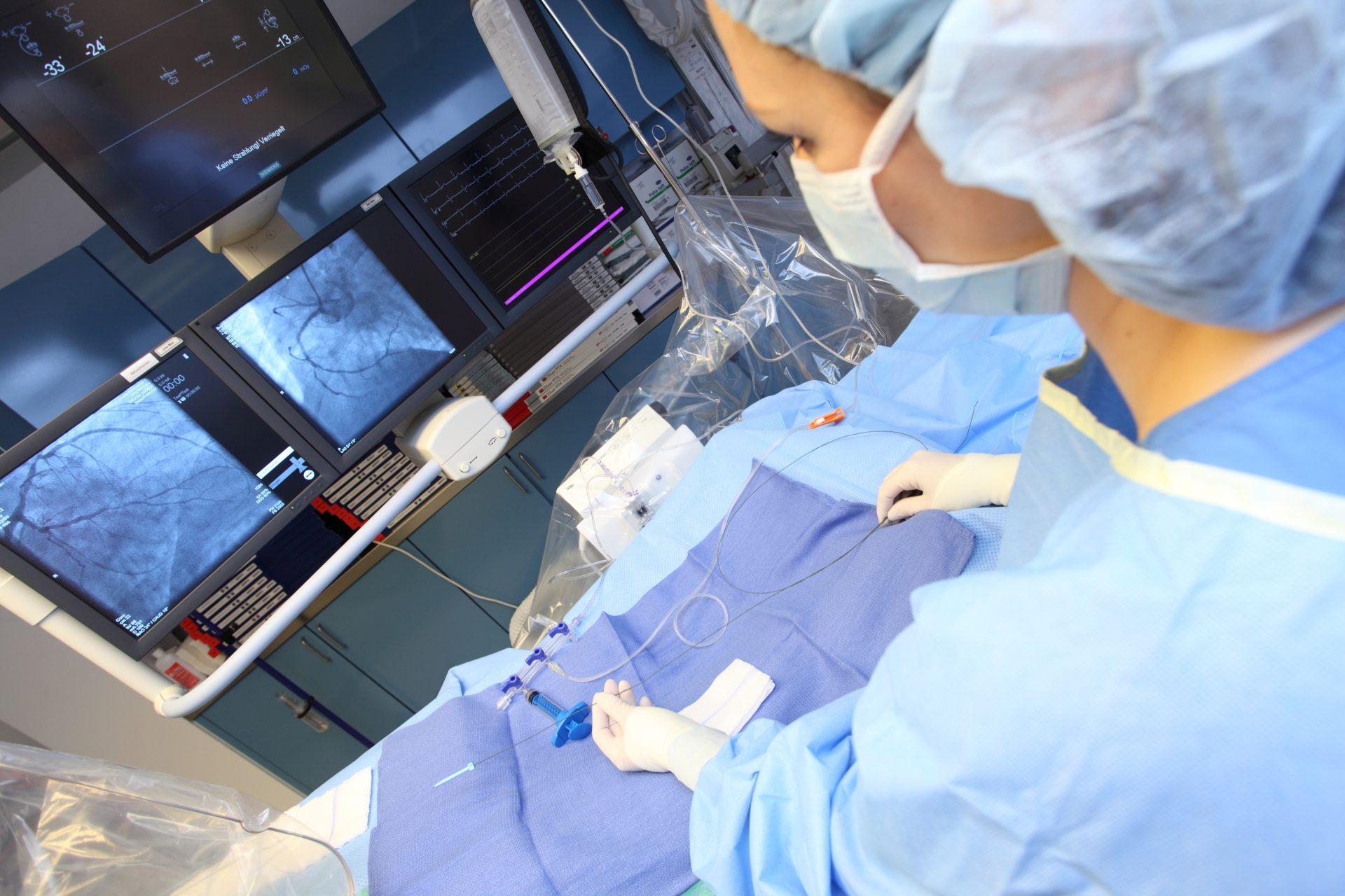 Cardiac catheter