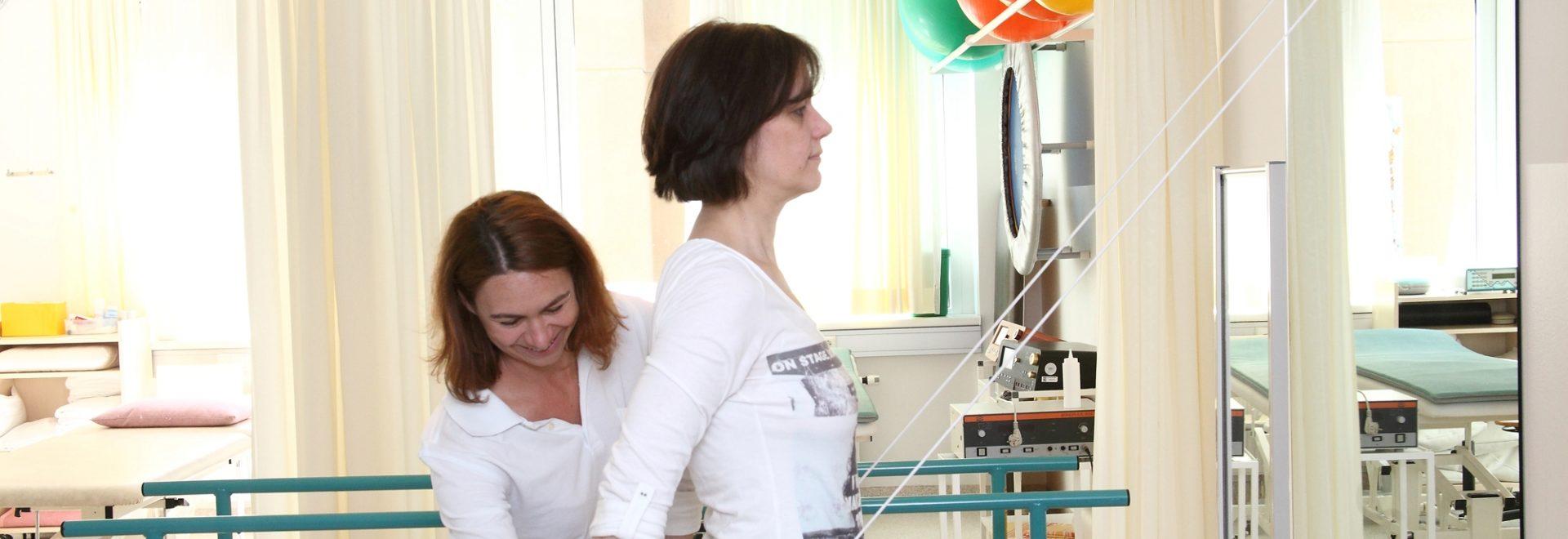 Medicină Osteopatică, Fizioterapie