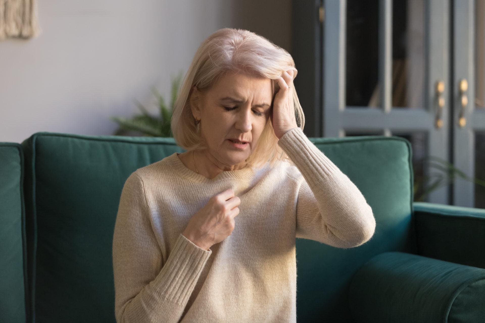 Bluthochdruck und Herzprobleme