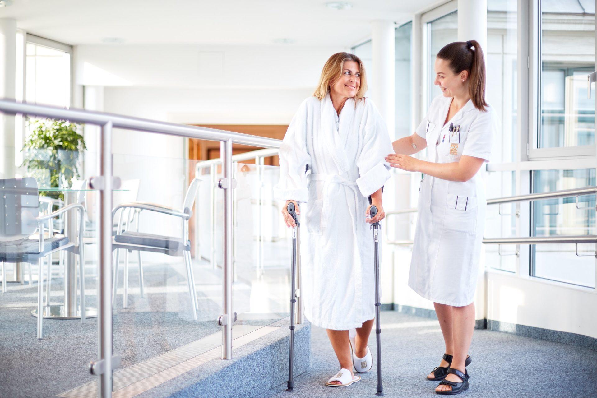 Patientenbegleitservice