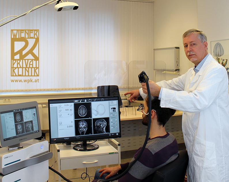 Neue Ultraschalltherapie für Hirnerkrankungen